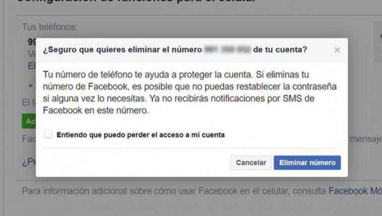 WhatsApp: conocé cómo evitar que se comparta tu información con Facebook