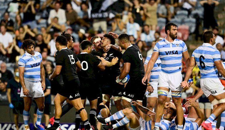 Pumas: de la hazaña a sufrir una paliza ante los All Blacks