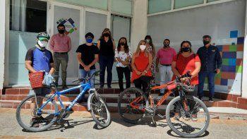 ciclistas y gobierno pautan medidas contra la inseguridad