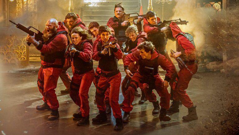 Netflix: fecha de estreno del tráiler de La Casa de Papel 5