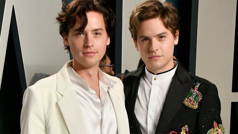 Cole Sprouse y Dylan Sprouse son gemelos   Foto: Cortesía Disney