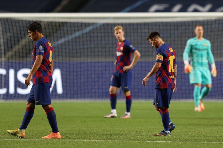 La frustración de Messi por el alejamiento de Suárez sigue dando qué hablar.