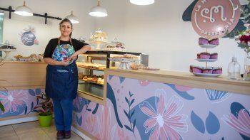 Dejó todo por la pastelería y triunfó al abrir su negocio