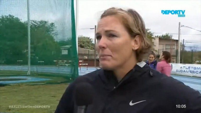 Las lágrimas de Jennifer Dahlgren, al anunciar su retiro: Ya no tenía tanto fuego