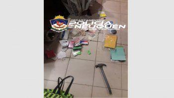 Vecinos avisaron a la Policía y desactivaron robo a una farmacia