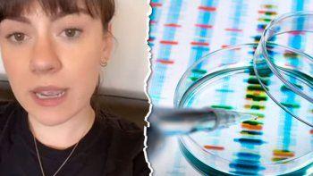 TikTok: le regaló un test de ADN a su pareja y descubrió que son primos