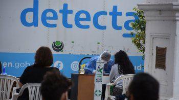 Otra jornada con más de 500 casos positivos en Neuquén