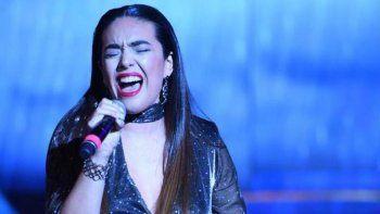 Ángela Leiva se perfiló desde el inicio como una de las favoritas del Cantando 2020 | Foto: El Trece
