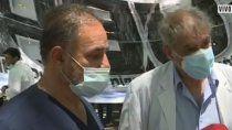 el jefe de obstetricia de un hospital murio mientras marchaba por salarios dignos