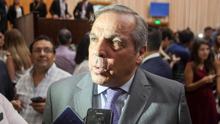 Sapag explicó por qué Figueroa no fue candidato de la Lista Azul