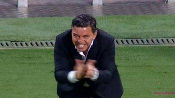 ¿Qué le dijo Gallardo a los jugadores antes de la final?