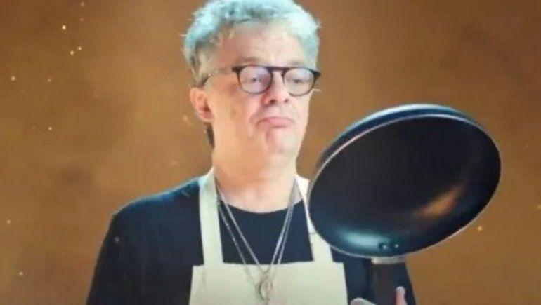 Juanse se puso místico y contó que el Flaco Spinetta le enseñó a cocinar