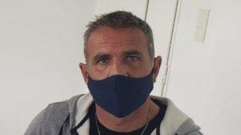 Raúl Cascini desmintió que haya echado del predio a Pergolini.