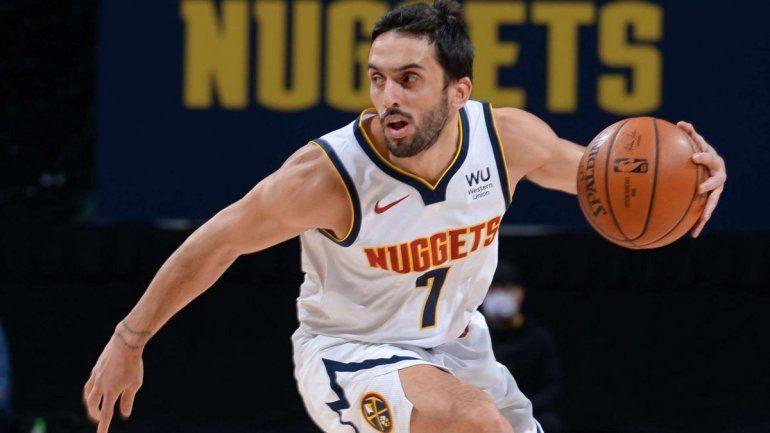 La asistencia de Campazzo encabezó el TOP 5 de la NBA