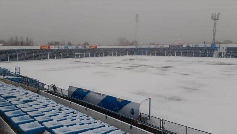 ¡Qué lástima! Por el clima, las finales de la Copa Neuquén suspendidas