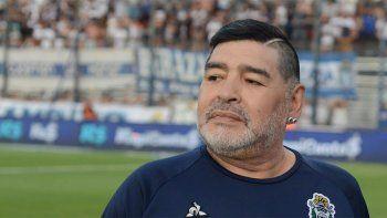 Maradona está sujeto al pago de impuestos ante la AFIP incluso después de haber fallecido | Foto: Archivo