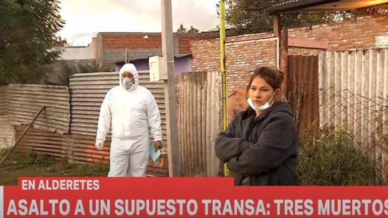 Una entradera terminó con tres muertos en Tucumán