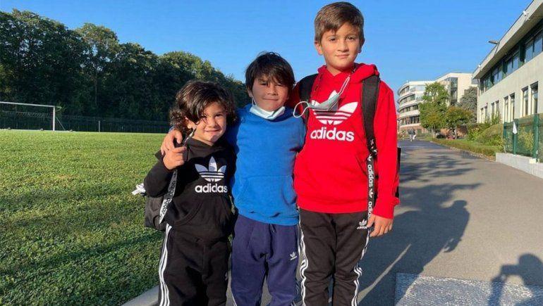 La prestigiosa escuela a la que van los hijos de Messi: ¿Cuánto le cuesta enviarlos?