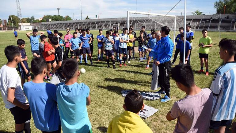 Boca llega a Neuquén para probar jugadores: ¿Dónde y cuándo?
