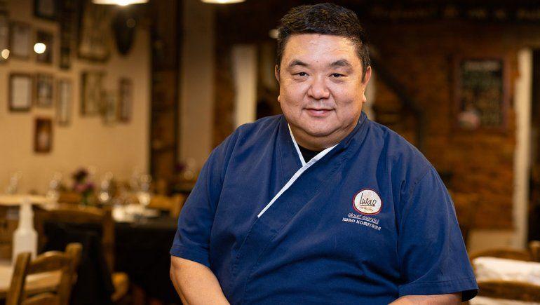 Iwao Komiyama: Comer sushi en los 80 en Argentina era una transgresión