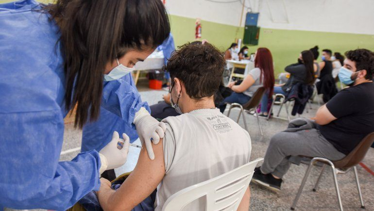 Cómo sigue hoy la vacunación a demanda en la provincia