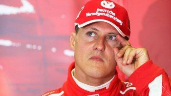 Michael Schumacher, leyenda de la Fórmula 1.