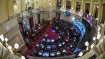 el senado convirtio en ley las reformas de ganancias y monotributo