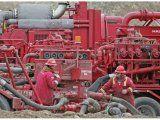 El gremio petrolero paralizó las operaciones de Halliburton en Vaca Muerta.