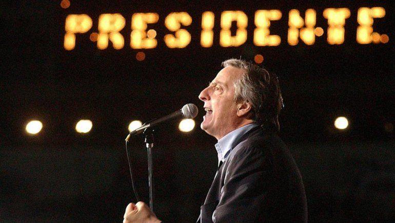 De intendente a la Casa Rosada: la carrera de Néstor Kirchner