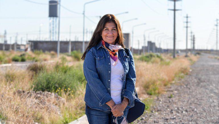 Lorena Troncoso reconoce que el proyecto parecía una utopía.
