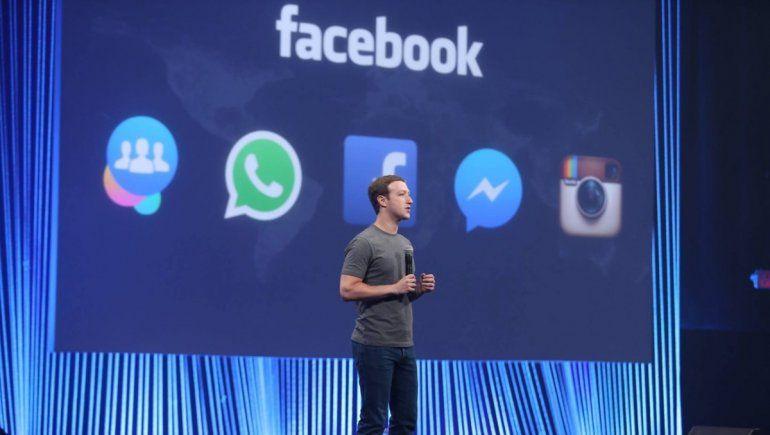 Facebook debe pagar una multa de millones de dólares   Imagen referencial