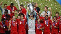 Bayern Münich, el campeón de Europa es sin dudas el rival a vencer.