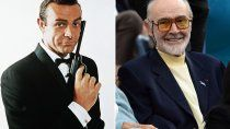 a los 90 anos, murio sean connery, el legendario james bond