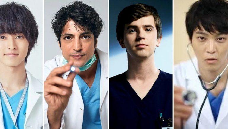 Series recomendadas: todas las versiones de Doctor Milagro