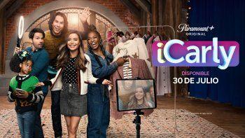 Paramount Plus: iCarly volverá este 30 de julio