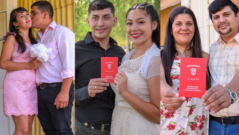 San Valentín, testigo del amor de siete parejas cipoleñas