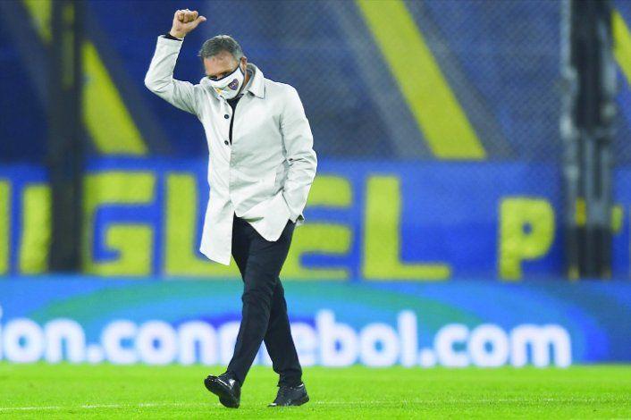 Miguel Ángel Russo dejó de ser el entrenador de Boca el pasado 16 de agosto.