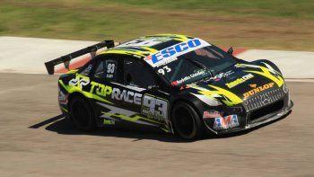 El Dipy contó su versión del accidente del Top Race Junior en Paraná.