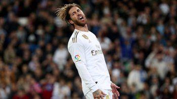 Sergio Ramos obtuvo 22 títulos con el Real Madrid