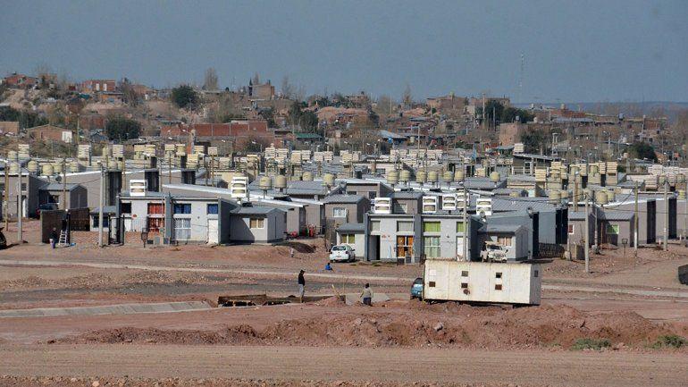 Anotan barrio por barrio para el nuevo plan de 4500 viviendas