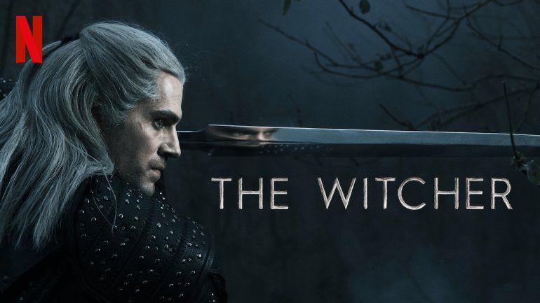 The Witcher, la popular serie de Netflix.