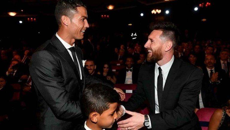 De 2008 hasta el día de hoy, Messi ha ganado seis Balones de Oro y Cristiano Ronaldo cinco.