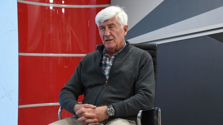 Guillermo Reybet, operador inmobiliario de Neuquén.