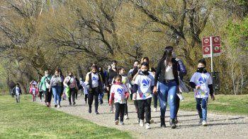 confluencia kids reunio mas de mil participantes en el aniversario de la ciudad
