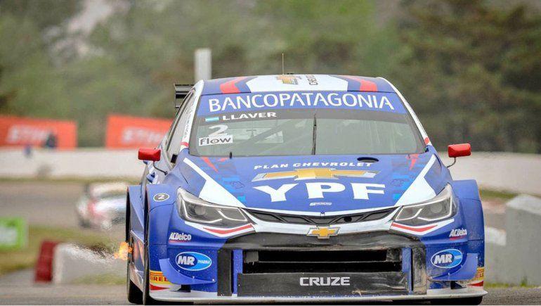 Bernardo Llaver dominó la tercera fecha del Súper TC2000.