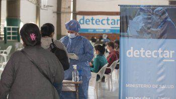 Cuáles son los diez dispositivos para hacer hisopados en Neuquén