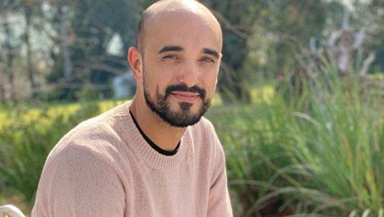 Abel Pintos dio positivo en el test de coronavirus