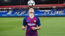 La joyita de Boca que se llevó el Barcelona sin dejar nada a cambio.