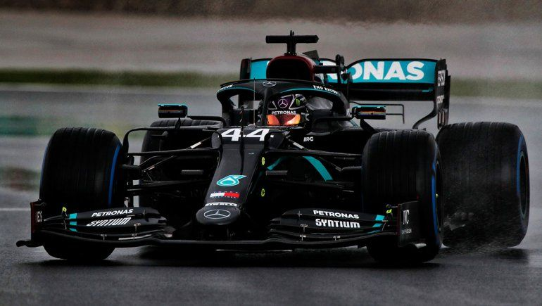 Lewis Hamilton se consagró por séptima vez campeón de la Fórmula 1.