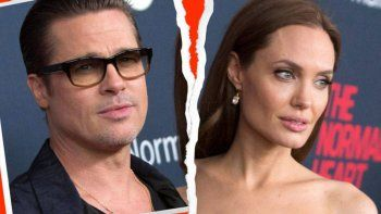 Brad Pitt y Angelina Jolie: la feroz disputa por sus hijos